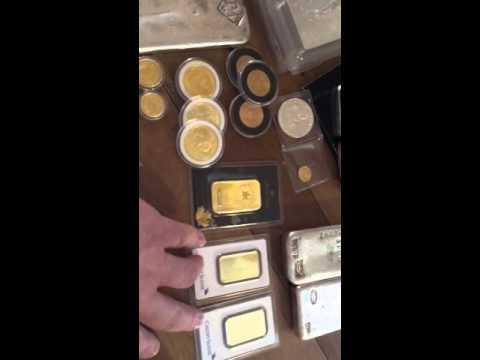 Help Newbie Stacker! Fake Gold Bar ?!?