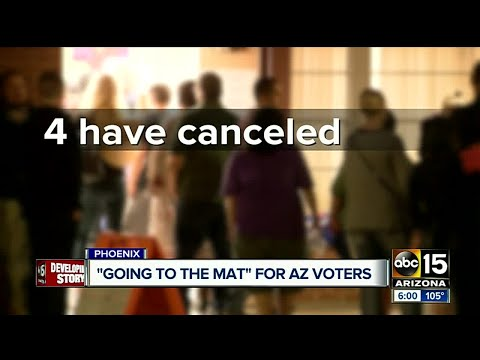 Are voters canceling voter registration to protect their personal information?