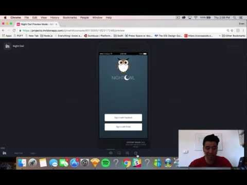 Rapid Prototyping iOS & Android Apps With Invision Tutorial