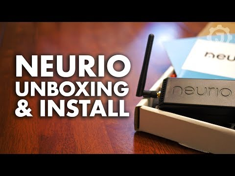 Neurio Home Power Monitor Unboxing & Installation