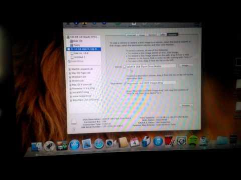 create a bootable Mac OS X 10.8 Mountain Lion installer flash drive