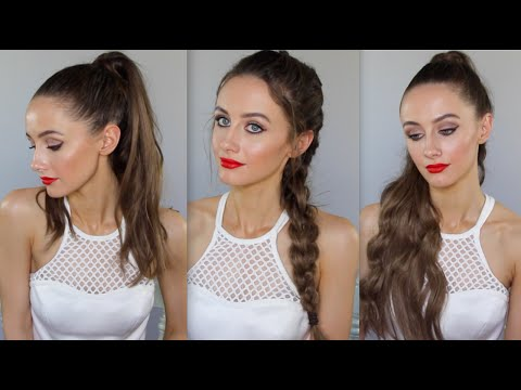3 Hairstyles for Hair Extensions | Hair Secrets Extensions