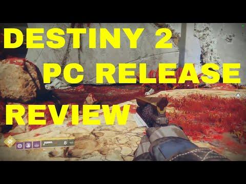 DESTINY 2 PC release review