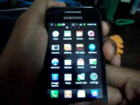How to Screen Capture on Samsung Galaxy Ace