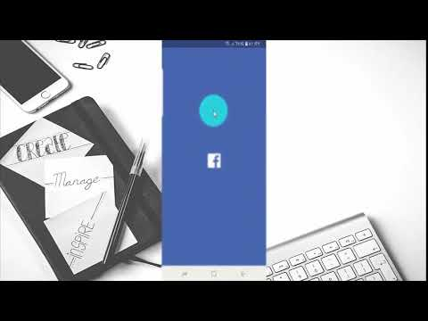 Android Phone : How to Log Out Facebook App