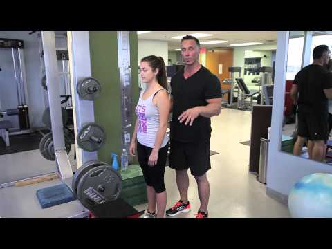 Ballet Inner Calf Exercises : Fitness Conditioning Tips