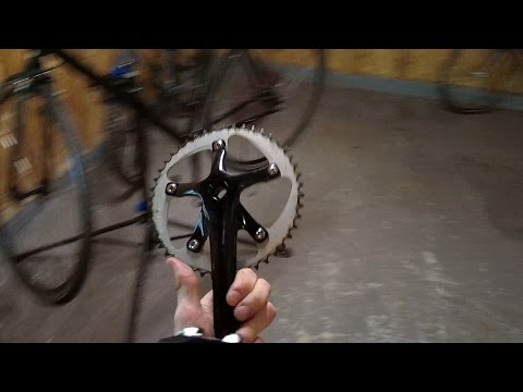 How To Remove Square Taper Crank And Bottom Bracket Noise Fix Bike Blogger