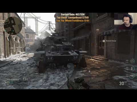 COD WW II MY BEST SESSION EVER! pt36