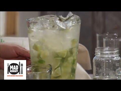 Brazilian Caipirinha Cocktail Recipe - Mad Hungry with Lucinda Scala Quinn