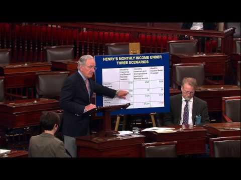 Harkin: Extend UI Benefits w/o Hurting Social Security Disability Insurance