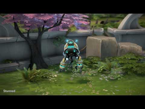 Repair Bot Animations
