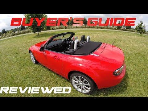 Mazda MX 5 Review