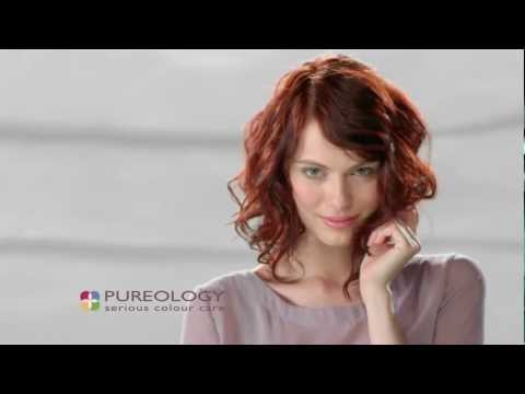 Create A Beachy, Tousled Hairstyle Look - Step-By-Step Video Tutorial For Wavy Hair - Pureology