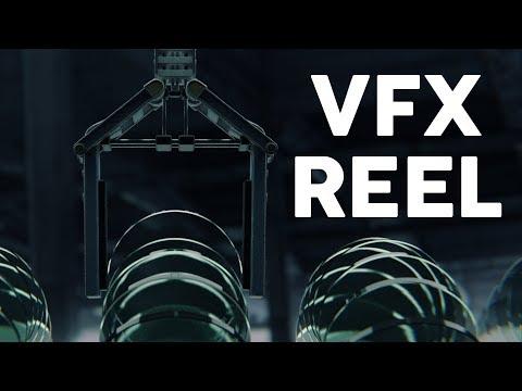 2018 Blender CGI/VFX Reel | Remington