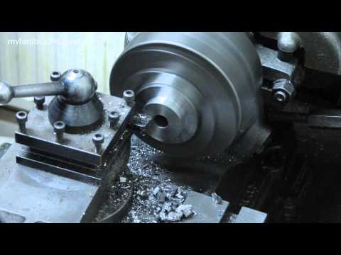 Building the Essex Hot Air Engine Part 7 Piston