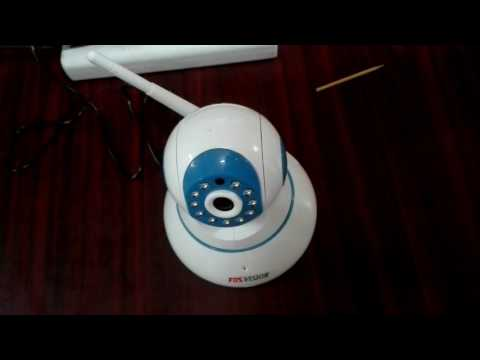 How to connect WiFi IP camera from (yoosee) apps