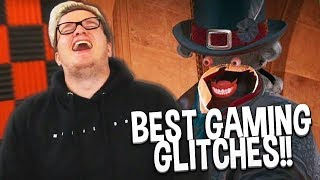 BEST VIDEO GAME GLITCHES! - r/GamePhysics