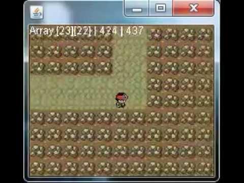 Java Active Rendering (Pokemon Clone)