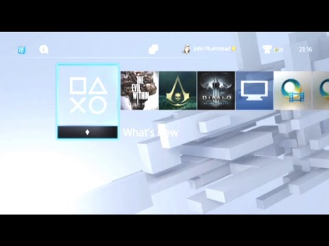 New PS4 Dynamic Themes October 2014 - 1080p