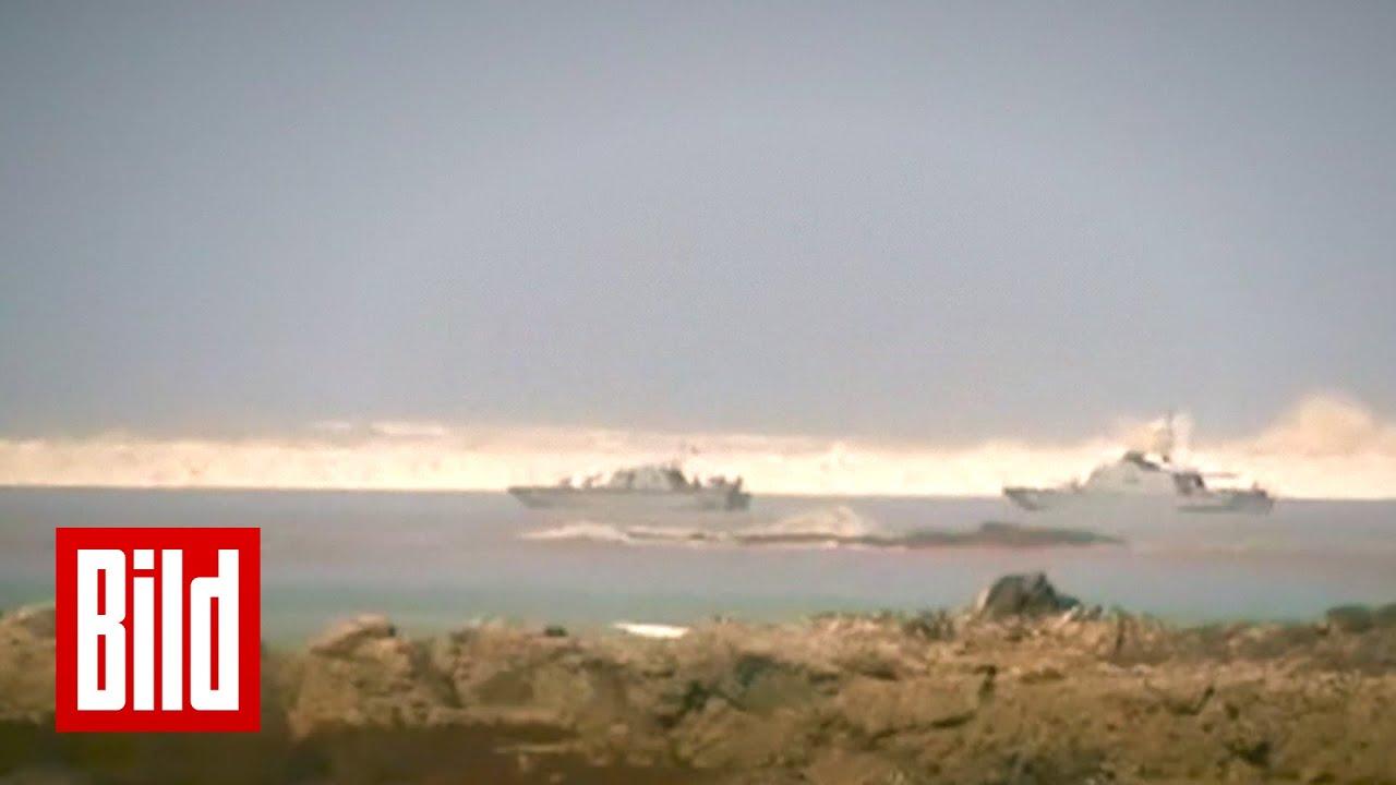 Tsunami in Thailand 2004 | Augenzeugen-Video