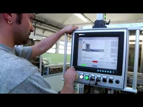 Solar Cells Stringer Machine - Ecoprogetti - ET20MW3B