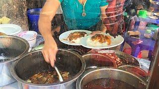 Myanmar Street Food - Street Snacks in Yangon and Bagan