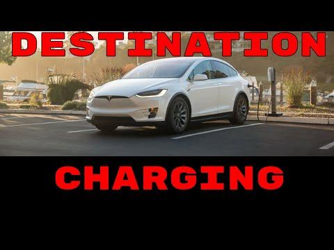 Tesla Destination Charger Earns Future Hotel Business