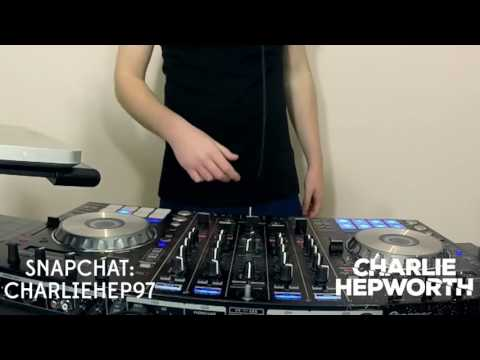 Charlie Hepworth- horny