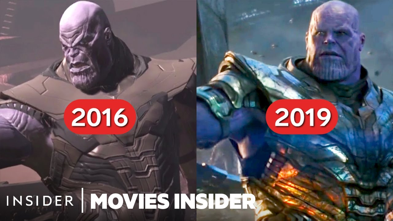 How Marvel Actually Makes Movies Years Before Filming | Movies Insider