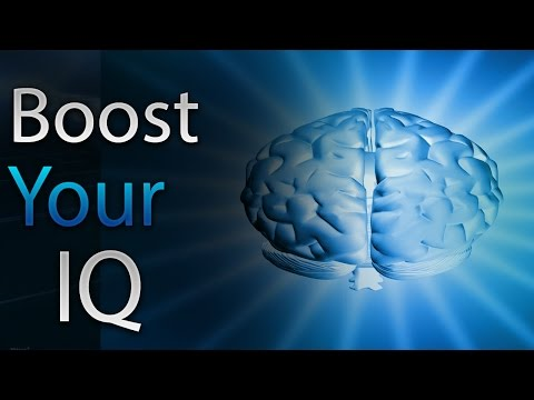 🎧 Boost Your IQ - Increase Your Brain Power - Subliminal Alpha Affirmations with Simply Hypnotic