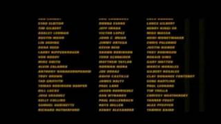 Fast and furious credits