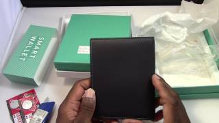 Walli Smart Wallet Unboxing