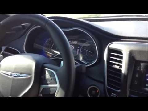 Nitrous Chrysler 200