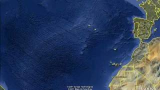 ATLANTIS found on Google Earth - GIGANT CITY!!!