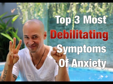 My 3 Most Debilitating Symptoms Of Anxiety And How I Crushed Them