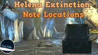 Ark Extinction Diana notes Videos - 9tube tv