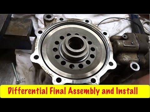 ATV Differential Rebuild Time to Assemble