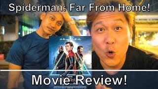 Download Spiderman: Far From Home Movie Review - Jurong Central Park Video