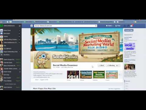 How to Get Notified of Facebook Fan Page Likes
