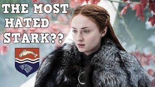 Why do people hate Sansa? |  Sansa Stark Explained! | Game of Thrones Season 8 Prediction