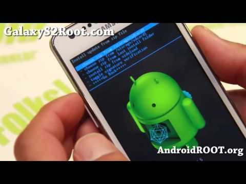 How to install Android KIT-KAT on Galaxy S2