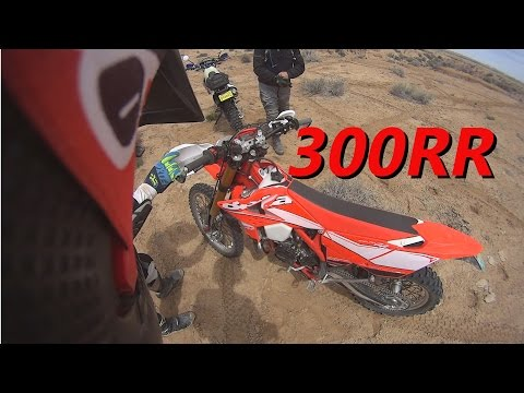 2017 BETA 300RR Test Ride