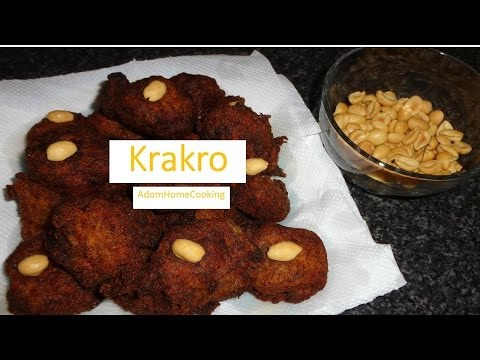 How To Make Krakro
