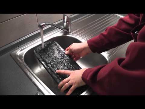 How to Clean a Keyboard Spill - Logitech K360 Wireless Keyboard