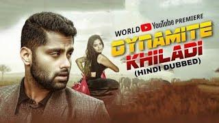 Dynamite Khiladi (amar) New Released Hindi Dubbed Full Movie 2020 | Abhishek Gowda, Tanya Hope