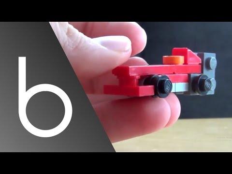 How To Build A Mini Lego F1