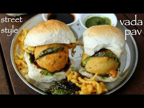 vada pav recipe | बटाटा वडा पाव | how to make vada pav | wada pav