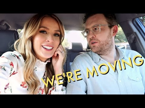 WHERE WE'RE GOING TO MOVE + WEDDING INVITATIONS | leighannvlogs