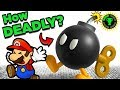 Game Theory How DEADLY Is Super Marios Bob Omb