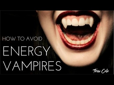 Energy Vampires and how to avoid them -Terri Cole - Real Love Revolution